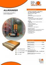 Pardoseala industriala RINOL