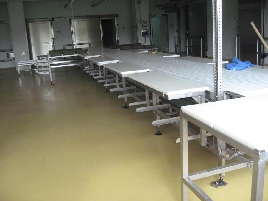 Pardoseli industriale - Rasini RINOL - Poza 80