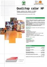 Pardoseala industriala dura ROCLAND
