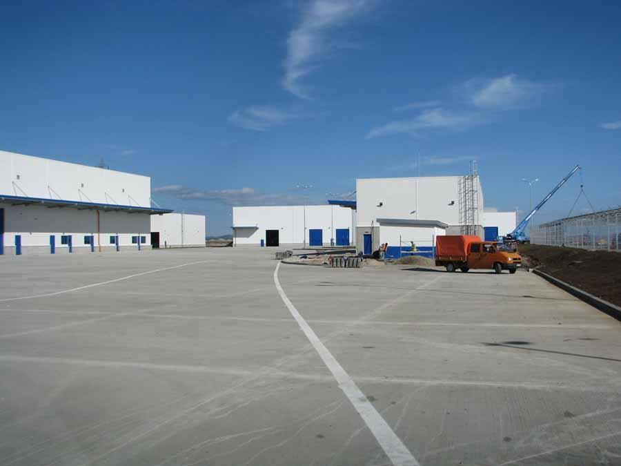 Pardoseli industriale - Beton ROCLAND - Poza 2