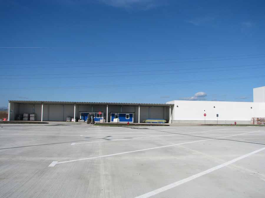 Pardoseli industriale - Beton ROCLAND - Poza 7