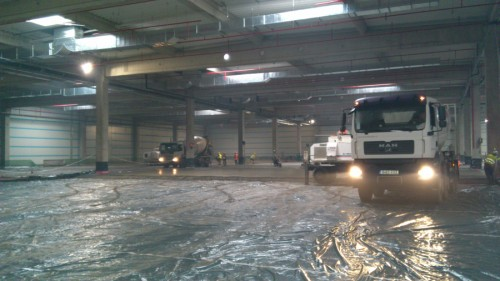 Pardoseli industriale - Beton ROCLAND - Poza 19