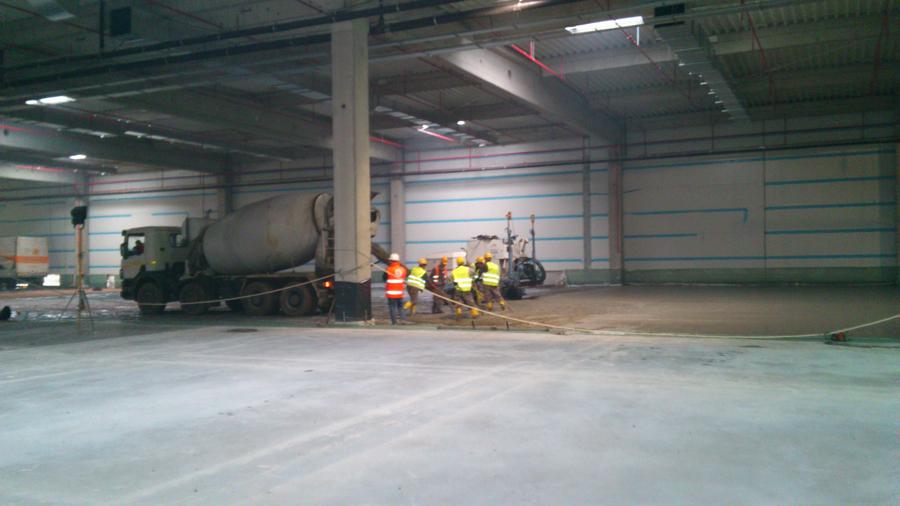 Pardoseli industriale - Beton ROCLAND - Poza 21