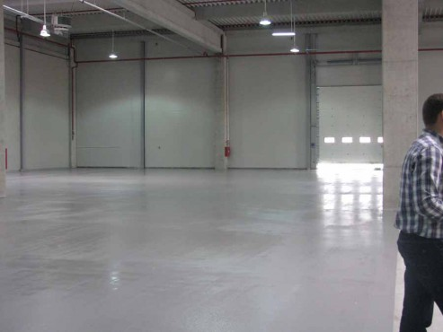 Pardoseli industriale - Beton ROCLAND - Poza 26