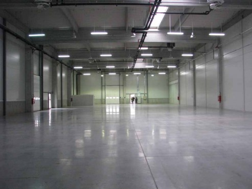 Pardoseli industriale - Beton ROCLAND - Poza 33