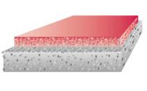 Pardoseli industriale Qualiroc - Pardoseala pentru trafic usor si mediu, gata preparata, dura, folosita in finisarea pardoselilor de beton. SistemulQualiroce realizat din nisip de siliciu, liant hidraulic si aditivi speciali.Qualitop Color HP -Pardoseala industriala dura, colorata, ce imbina calitati estetice si parametrii tehnici superiori.Pardoseala turnata continua gata de folosire, amestecata de catre producator, utilizata la intarirea suprafetei pardoselilor industriale