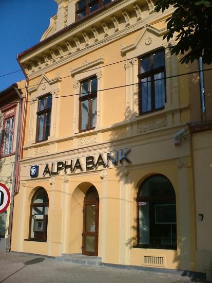 25 (Alpha Bank Bistrita) Ferestre din lemn