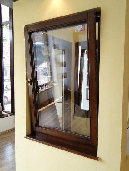 6 (fereastra din lemn stratificat rasinos) Ferestre din lemn