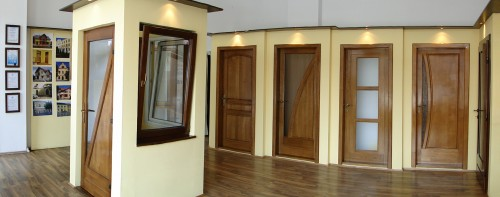 Prezentare produs Usi de interior din lemn stratificat  PROLEMATEX - Poza 1