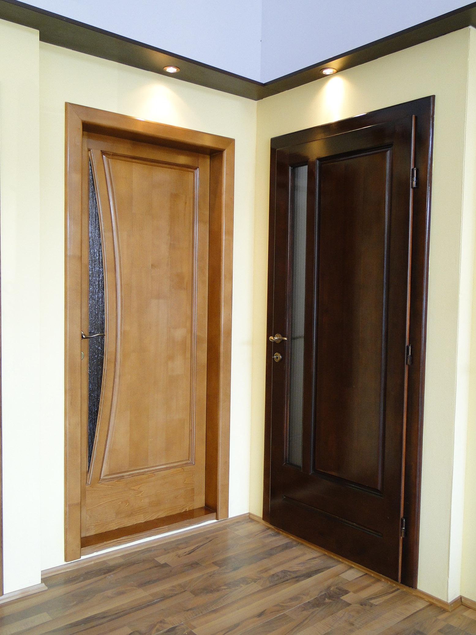Usi de interior din lemn stratificat  PROLEMATEX - Poza 3