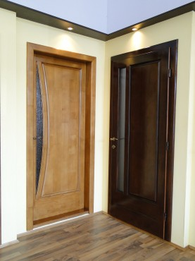 Prezentare produs Usi de interior din lemn stratificat  PROLEMATEX - Poza 3