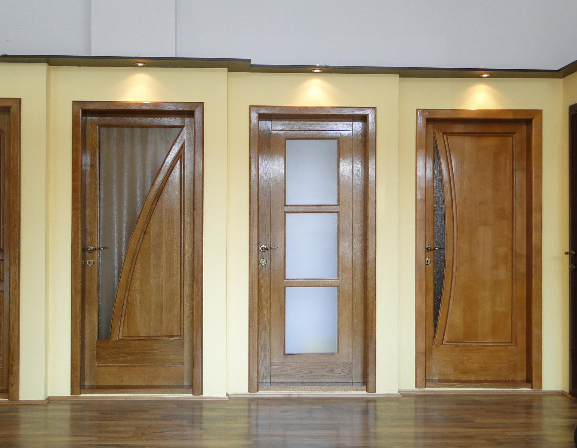 Usi de interior din lemn stratificat  PROLEMATEX - Poza 4