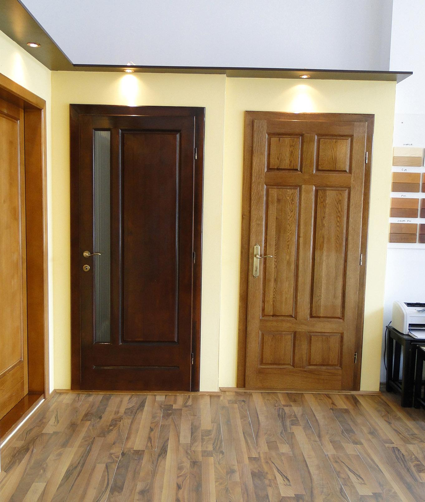 Usi de interior din lemn stratificat  PROLEMATEX - Poza 6