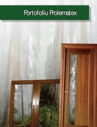 Usi de exterior din lemn stratificat