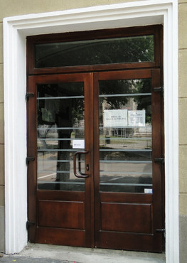 Prezentare produs Usi de exterior din lemn stratificat  PROLEMATEX - Poza 5