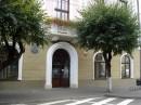 7 (Primaria Municipiului Bistrita)   Usi de exterior din lemn stratificat   