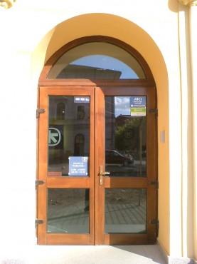 Prezentare produs Usi de exterior din lemn stratificat  PROLEMATEX - Poza 14