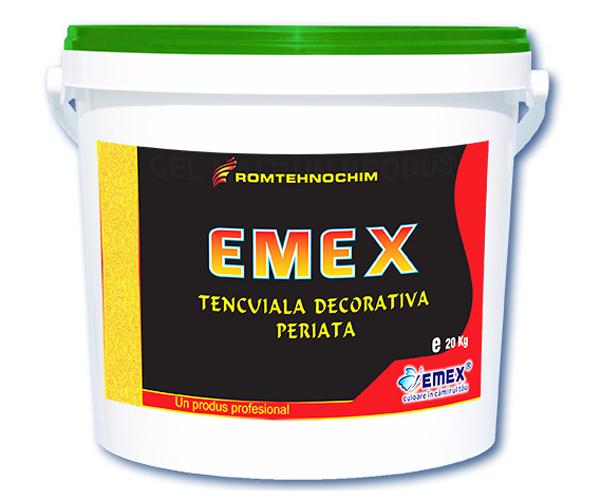 "Tencuiala Decorativa Periata ""Emex"" EMEX - Poza 2"