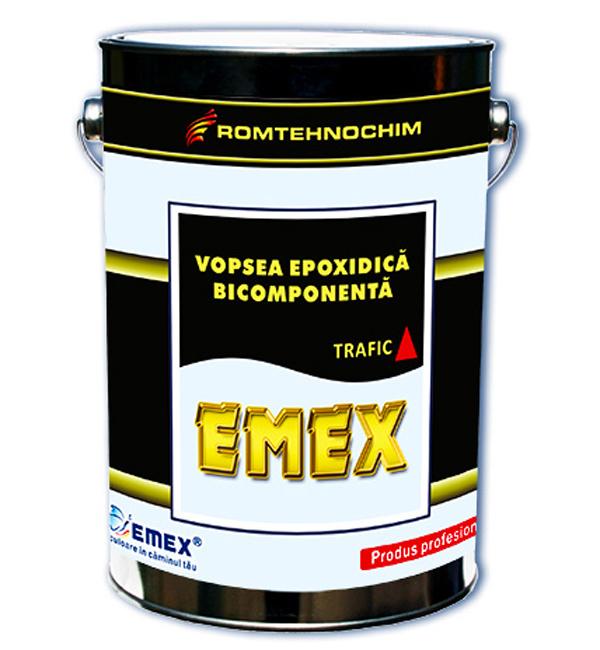 Pardoseli turnate, vopsite EMEX - Poza 16