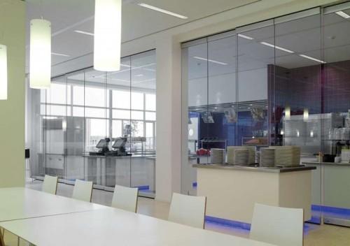 Prezentare produs Pereti mobili din sticla  ESPERO - Poza 2