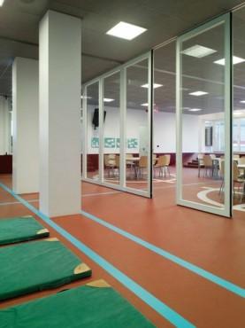 Prezentare produs Pereti mobili din sticla dubla ESPERO - Poza 2