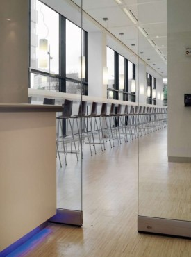 Prezentare produs Pereti mobili din sticla  ESPERO - Poza 5