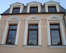 Profile decorative din polistiren pentru exterior VOPO