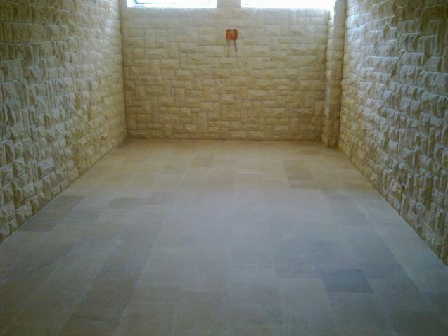 Finisaje interior din piatra naturala de Vistea LEVENTE COMPANIE - Poza 3