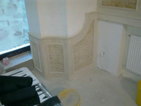 Lucrari de referinta Finisaje interior din piatra naturala de Vistea LEVENTE COMPANIE - Poza 5