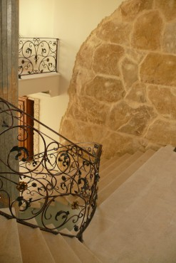 Lucrari, proiecte Amenajari interioare cu piatra naturala de Vistea LEVENTE COMPANIE - Poza 17