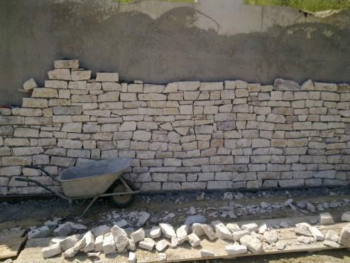 Prezentare produs Zidarie din piatra naturala de Vistea LEVENTE COMPANIE - Poza 6
