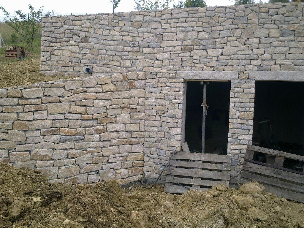 Zidarie din piatra naturala de Vistea LEVENTE COMPANIE - Poza 8