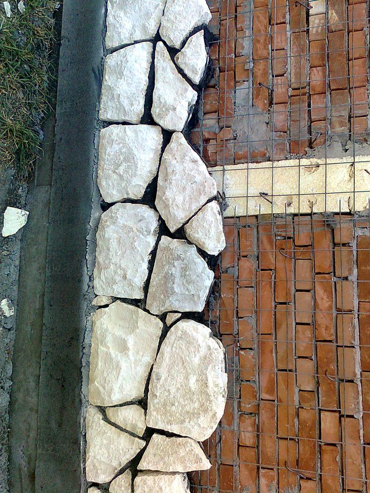 Zidarie din piatra naturala de Vistea LEVENTE COMPANIE - Poza 16