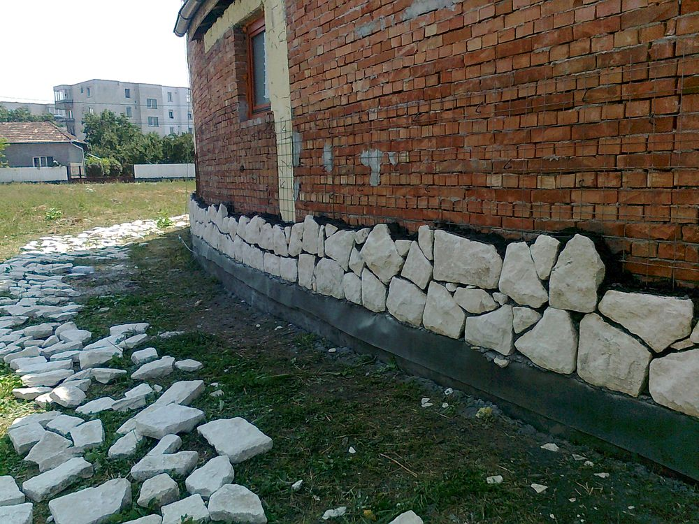 Zidarie din piatra naturala de Vistea LEVENTE COMPANIE - Poza 17