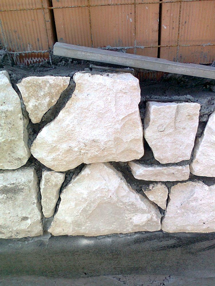 Zidarie din piatra naturala de Vistea LEVENTE COMPANIE - Poza 18