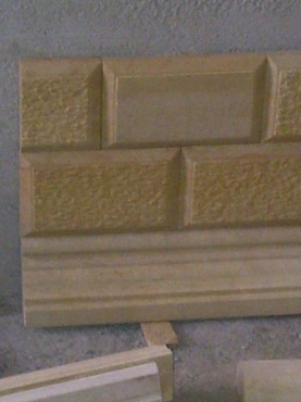 Lucrari, proiecte Socluri placate cu piatra naturala de Vistea LEVENTE COMPANIE - Poza 1