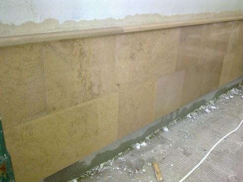 Lucrari, proiecte Socluri placate cu piatra naturala de Vistea LEVENTE COMPANIE - Poza 4