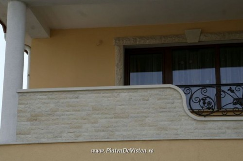 Lucrari, proiecte Socluri placate cu piatra naturala de Vistea LEVENTE COMPANIE - Poza 10