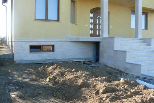 Lucrari, proiecte Socluri placate cu piatra naturala de Vistea LEVENTE COMPANIE - Poza 20