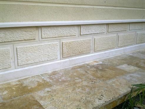 Lucrari, proiecte Socluri placate cu piatra naturala de Vistea LEVENTE COMPANIE - Poza 22