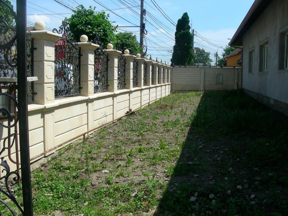 Garduri din piatra naturala de Vistea LEVENTE COMPANIE - Poza 13