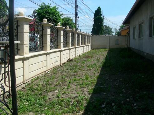 Lucrari, proiecte Constructii garduri din piatra naturala de Vistea LEVENTE COMPANIE - Poza 13