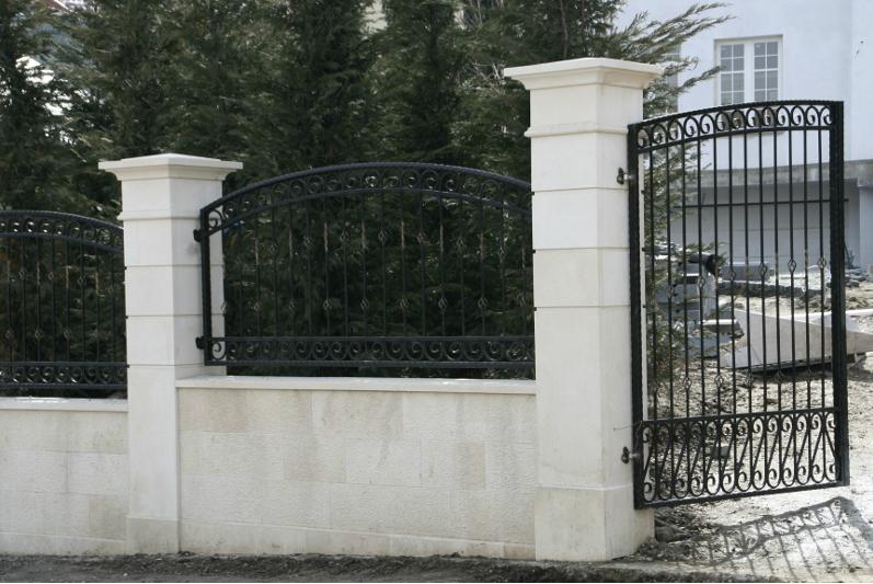 Garduri din piatra naturala de Vistea LEVENTE COMPANIE - Poza 16