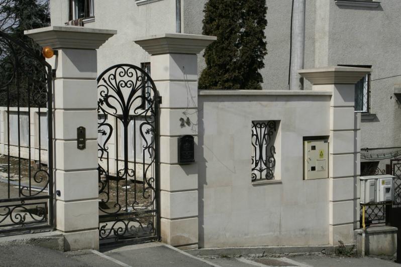 Garduri din piatra naturala de Vistea LEVENTE COMPANIE - Poza 18