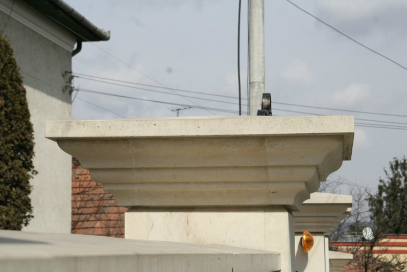 Constructii garduri din piatra naturala de Vistea LEVENTE COMPANIE - Poza 19