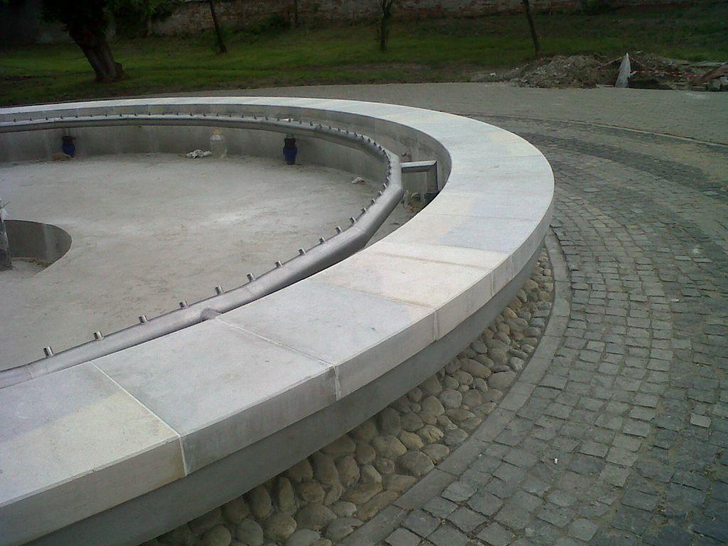 Trepte/Placaje din piatra naturala de Vistea LEVENTE COMPANIE - Poza 10