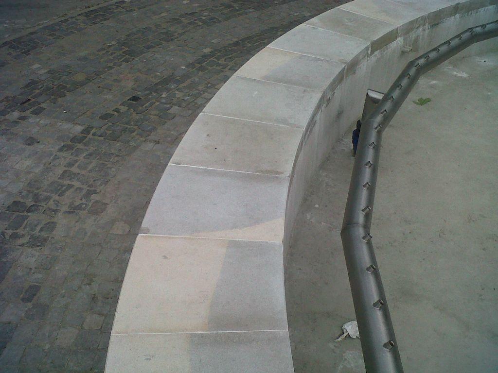 Trepte/Placaje din piatra naturala de Vistea LEVENTE COMPANIE - Poza 12