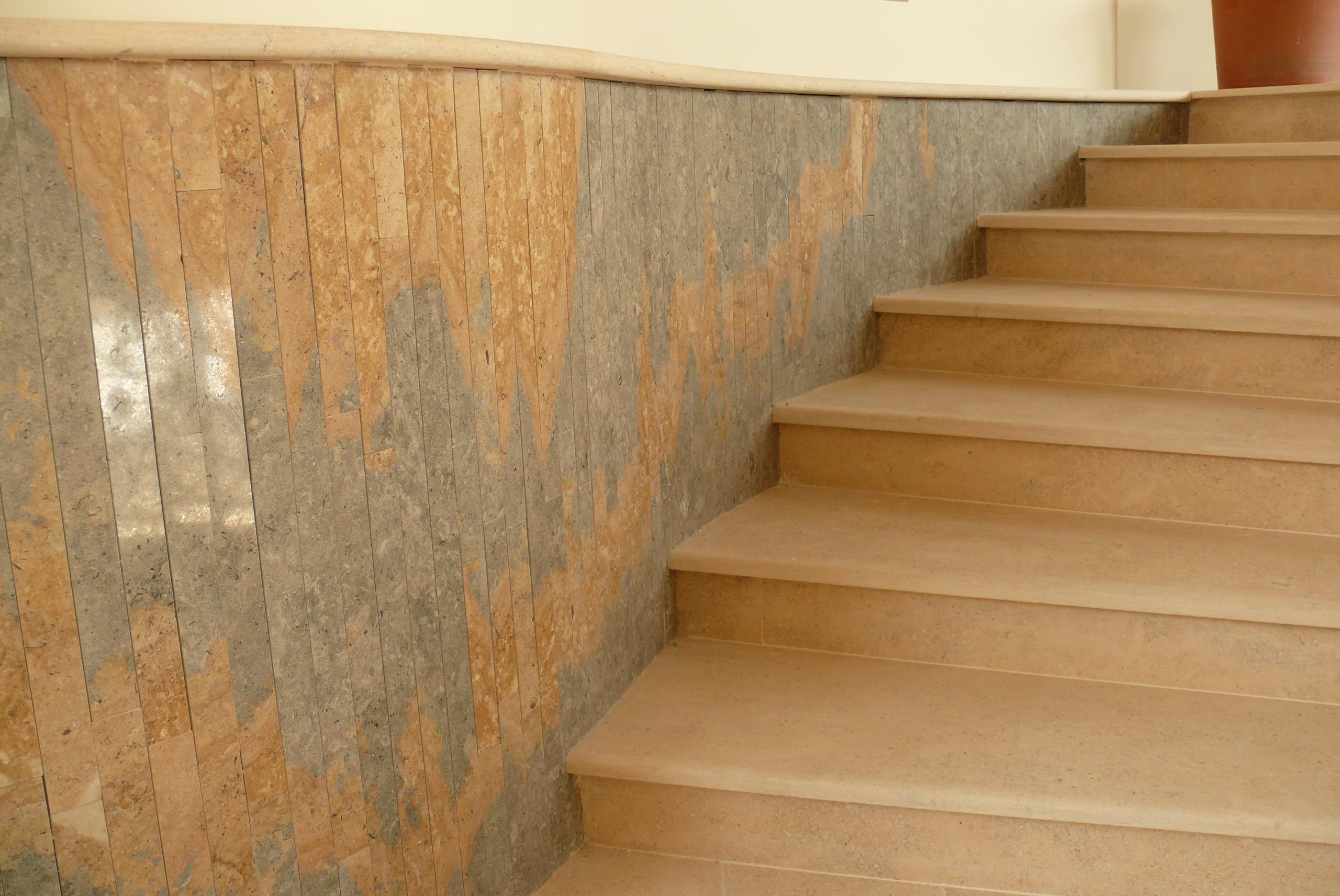 Trepte/Placaje din piatra naturala de Vistea LEVENTE COMPANIE - Poza 24