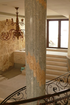Lucrari, proiecte Trepte/Placaje din piatra naturala de Vistea LEVENTE COMPANIE - Poza 26