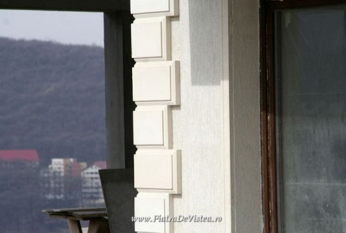 Lucrari de referinta Ancadramente geamuri din piatra naturala de Vistea LEVENTE COMPANIE - Poza 1